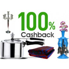 Deals, Discounts & Offers on Home & Kitchen - 100% Cashback Flash Sale On Home & Kitchen Products