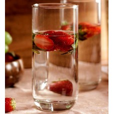 Deals, Discounts & Offers on Home & Kitchen - Ocean Diamond Dof Glass 375 ML Drinking Glasses - Set of 6