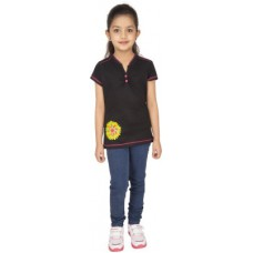 Deals, Discounts & Offers on Baby & Kids - Ocean Race Self Design Girl's Henley T-Shirt