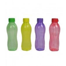 Deals, Discounts & Offers on Home & Kitchen - Tupperware Multicolour Plastic 1000 ML Bottle - Set of 4