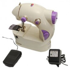 Deals, Discounts & Offers on Accessories - Mini Portable Sewing Machine With Free Adapter