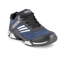 Deals, Discounts & Offers on Foot Wear - Foot N Style Black Tennis Men's Sport Shoes