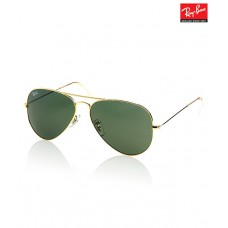 Deals, Discounts & Offers on Accessories - Ray-Ban RB3025 L0205 Medium Size 58 Aviator sunglasses