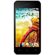 Deals, Discounts & Offers on Mobiles - Lava Iris Atom – Black at Rs 3433 only