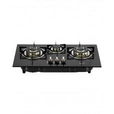 Deals, Discounts & Offers on Home Appliances - Ketvin Kitchen Appiances K14 Gas Stove 3 Burner Automatic