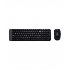 Deals, Discounts & Offers on Computers & Peripherals - Logitech MK 215 Mouse Combo and Wireless Keyboard
