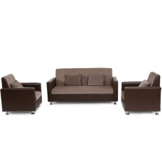Deals, Discounts & Offers on Home Appliances - Flat 60% offer on BrownTulip Sofa Set