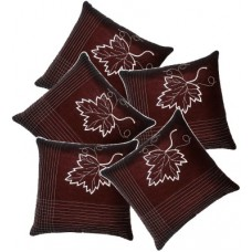 Deals, Discounts & Offers on Home Appliances - Embroidered Cushions Cover at Flat 79% off
