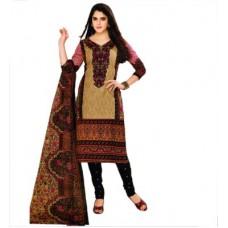 Deals, Discounts & Offers on Men Clothing - Miraan Cotton Printed Salwar Suit Dupatta Material