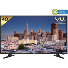 Deals, Discounts & Offers on Televisions - Vu 102cm (40) Full HD LED TV offer