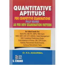 Deals, Discounts & Offers on Books & Media - Quantitative Aptitude For Competitive Examinations 7Th Edition
