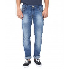 Deals, Discounts & Offers on Men Clothing - John Players Blue Slim Fit Jeans at flat 405 off