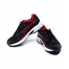Deals, Discounts & Offers on Foot Wear - Flat 47% offer on Puma Pluto DP Black Running Shoes