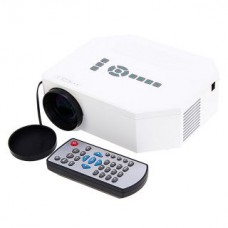Deals, Discounts & Offers on Electronics - UC30 projector Mini Led Projector-Home Theater Support HDMI VGA AV USB 1080P
