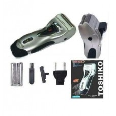 Deals, Discounts & Offers on Men - Toshiko Rechargeable Shaver & Trimmer Chrome Plated at Flat 50% off