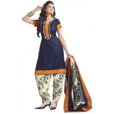 Deals, Discounts & Offers on Women Clothing - Miraan Cotton Printed Salwar Suit Dupatta Material