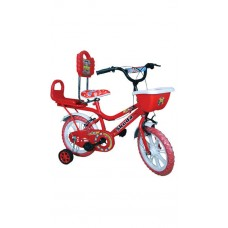 Deals, Discounts & Offers on Accessories - JJ Cycles Skoda Kids Red Bicycle -14 T