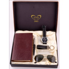 Deals, Discounts & Offers on Men - Vorosky Sunglass With Office Accessories at Rs.699