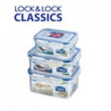 Deals, Discounts & Offers on Home & Kitchen - Lock 'N Lock Economy Transparent Storage Container