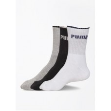 Deals, Discounts & Offers on Accessories - Puma Men's Solid Crew Length Socks