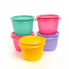 Deals, Discounts & Offers on Kitchen Containers - Rs. 200 off on Rs. 500 on Tupperware Branded products.