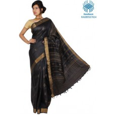 Deals, Discounts & Offers on Women Clothing - Jharcraft Self Design Fashion Handloom Silk Sari
