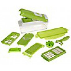 Deals, Discounts & Offers on Home & Kitchen - Marvel Green Plastic Nicer Dicer Set at Rs 499 only