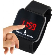 Deals, Discounts & Offers on Men - TCT Touch Led Screen-01 Digital Watch