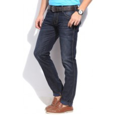 Deals, Discounts & Offers on Men Clothing - Wrangler Regular Fit Fit Men's Jeans