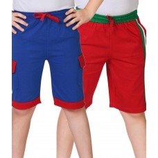 Deals, Discounts & Offers on Baby & Kids - Dongli Boys 2 Pcs Combo Jersey Knee Shorts