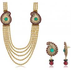 Deals, Discounts & Offers on Women - Traditional Jewellery Set for Women
