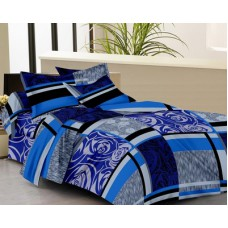 Deals, Discounts & Offers on Home & Kitchen - IWS Cotton Printed Double Bedsheet