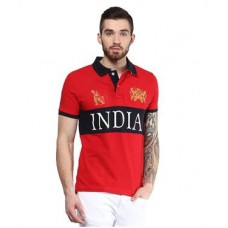 Deals, Discounts & Offers on Men Clothing - Monteil & Munero Polo Shirt offer