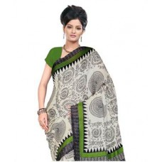 FashionandYou Offers and Deals Online - Art Silk Saree With Blouse