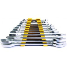 Deals, Discounts & Offers on Home & Kitchen - Stanley 70380E 12-Piece Matte Finish Double Open End Spanner Set