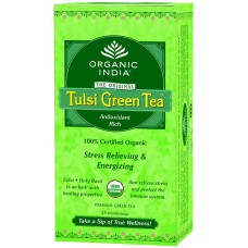 Deals, Discounts & Offers on Health & Personal Care - Organic India 3 Packs of Tulsi Green Tea at Rs 430 using coupon