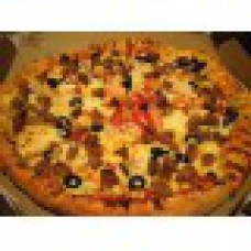 Deals, Discounts & Offers on Food and Health - 30% off on Double Cheese Crunch Pizzas