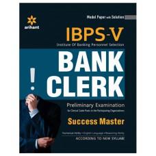 Deals, Discounts & Offers on Books & Media - IBPS-V Bank Clerk Preliminary Examination Success Master