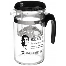 Deals, Discounts & Offers on Home & Kitchen - Wonderchef Misaki Tea Maker offer
