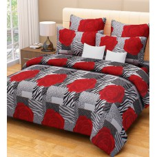 Deals, Discounts & Offers on Home Improvement - Upto 70% offer on Double Bed Sheet with 2 Pillow Covers