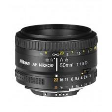 Deals, Discounts & Offers on Accessories - Flat 19% offer on Nikon AF Nikkor 50mm f/1.8D Lens