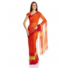 Deals, Discounts & Offers on Women Clothing - Upto 50% offer on Saree with Blouse Piece
