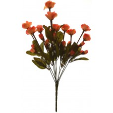 Deals, Discounts & Offers on Home Decor & Festive Needs - Upto 80% offer on Fourwalls Artificial Mini Rose Bunch