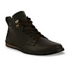 Deals, Discounts & Offers on Foot Wear - Shoe Island Coffee Men Boots at Rs 395 only