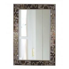 Deals, Discounts & Offers on Home & Kitchen - Rainforest Italy Rectangular Glass Mozaic Mirror