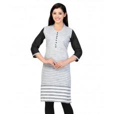 Deals, Discounts & Offers on Women Clothing - Lifestyle Retail Cotton Kurti