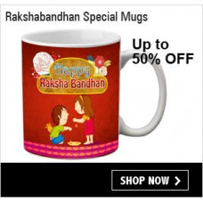Deals, Discounts & Offers on Home & Kitchen -    Rakshabandhan Special Mgs- Up to 50% OFF in Indiatimes Shopping