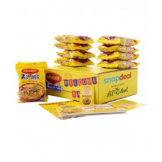 Deals, Discounts & Offers on Food and Health - MAGGI 2-Minute Noodles Masala 70 g – 12 packs offer