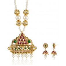 Deals, Discounts & Offers on Women - Upto 34% offer on Sia Pearl Jewellery Set for Women