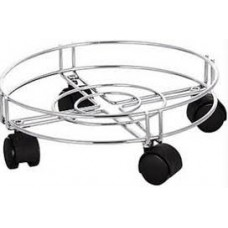 Deals, Discounts & Offers on Home Appliances - Winsome Steel Gas Cylinder Trolley - CT-01 Rs 299 /- only